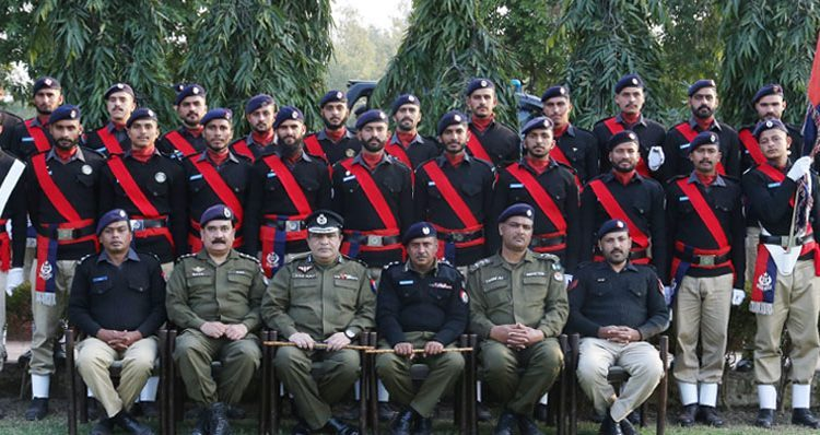 Farooqabad Passing Out Parade Group Photos