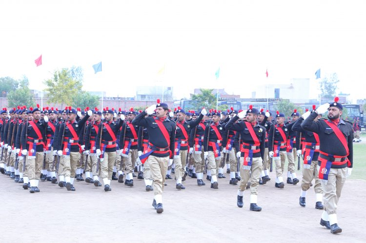 Passing Out Parade Abbas Lines Lahore Event Photos