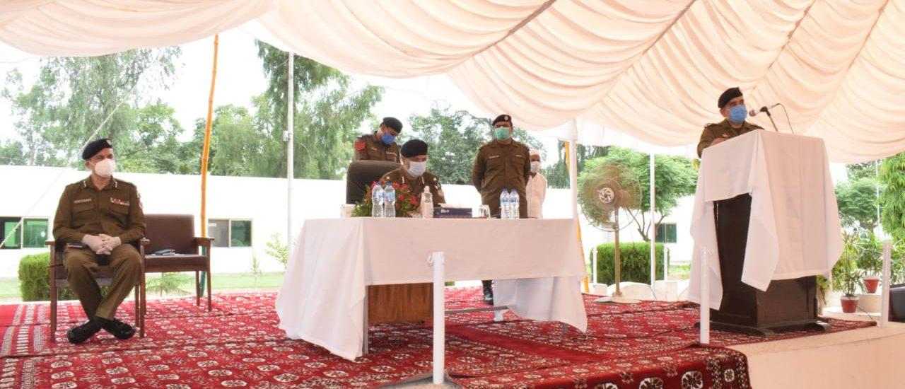General Darbar at Battalion No.6 & PC Headquarters Farooqabad